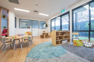 playing area for children of nIdo child care centre in salisbury downs