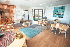 activity area for kids image of nido child care centre at hillarys