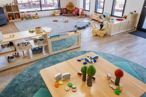 children activity room image of nido child care centre in treeby