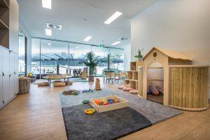 activity area for kids of nido child care centre in perth (QV1)