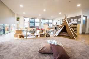 playing room for kids of nido child care centre in willetton