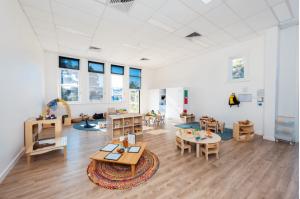 classroom image of nido child care centre in pennington