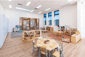 inside view image of nido child care centre in pennington