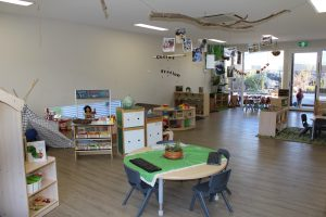 activity room for kids of nido child care centre in tamworth