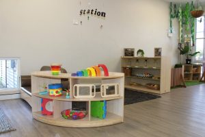 children activity area for nido child care centre in tamworth
