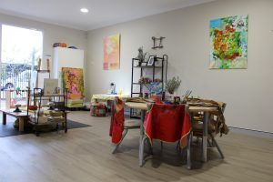 kids activity area for nido child care centre in tamworth