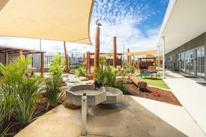 sky view from nido child care centre at banksia grove