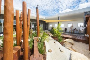 beautifu; view from nido child care centre at banksia grove