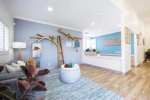 interior view of nido child care centre at banksia grove