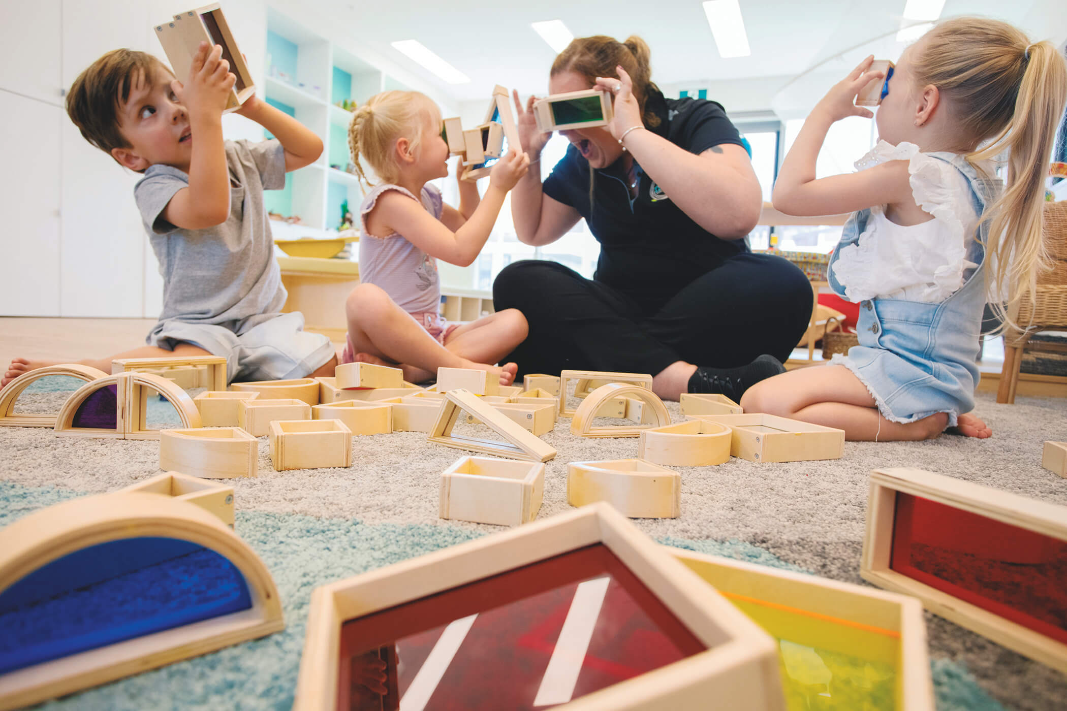 Helping Your Child Prepare For The Start Of Their Kindy Year