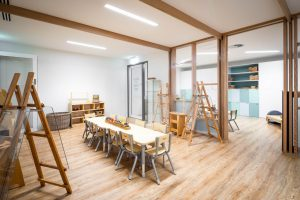 activity room image of nido child care centre at belair