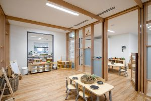 activity room area image of nido child care centre at belair