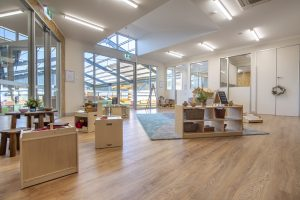 activity room for kids of nido child care centre in shepparton