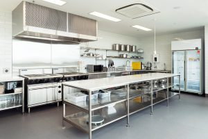 kitchen view image of nido child care centre at iluka