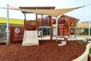 outside image of nido child care centre at iluka