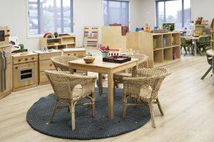 interior view image of nido child care centre in narre warren