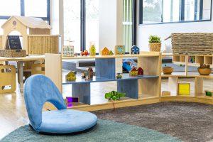 fun area for children in nido child care centre at bayswater north