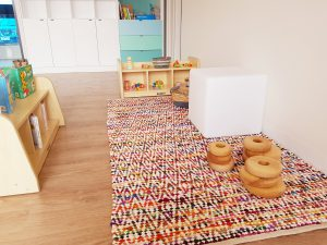 inside view image of nido child care centre in wyndham vale