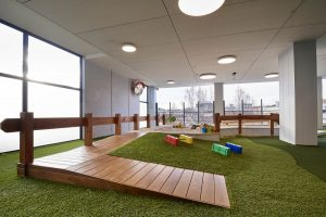 a view of nido child care centre at ascot vale