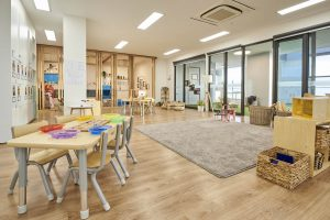 a inside look of nido early school at ascot vale