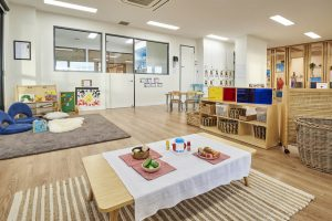 seating area view of nido early school at ascot vale