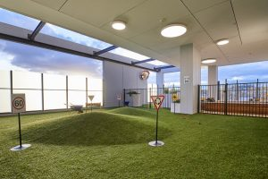 beautiful interior view of nido child care centre at ascot vale