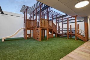 inside view of nido child care centre at ascot vale