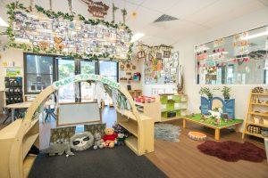 activity room image of nido child care centre at kilburn