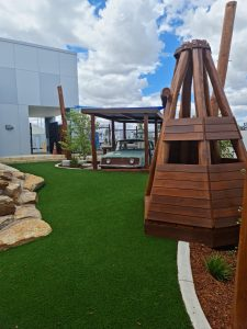 open sky view from nido child care centre at ellenbrook