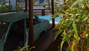 outside image of a car from nido child care centre at ellenbrook