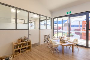 interior view image of nido child care centre at mount hawthorn