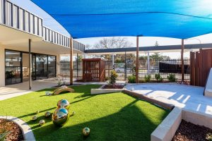 beautiful open sky view from nido child care centre at mount hawthorn