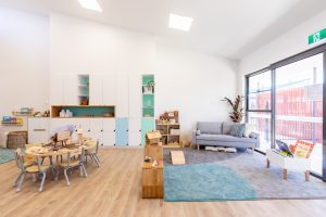 inside view of nido child care centre at mount hawthorn