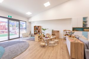 kids activity room of nido child care centre at mount hawthorn