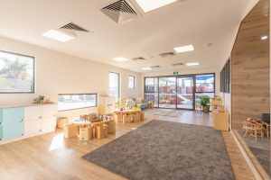 children activity room of nido child care centre at mount hawthorn